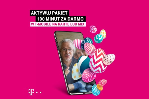 T-Mobile wielkanocna promocja