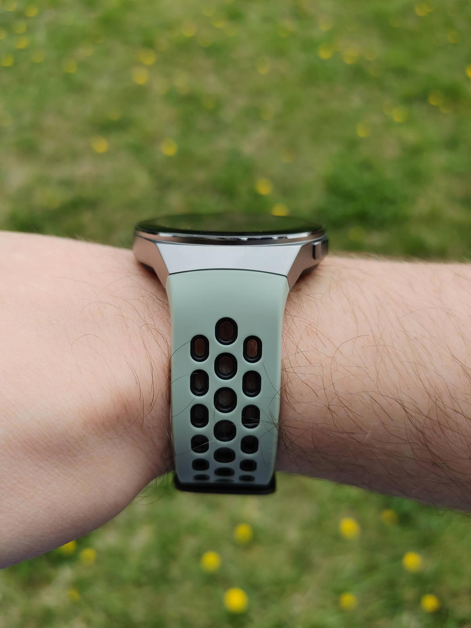 Huawei Watch GT 2e test
