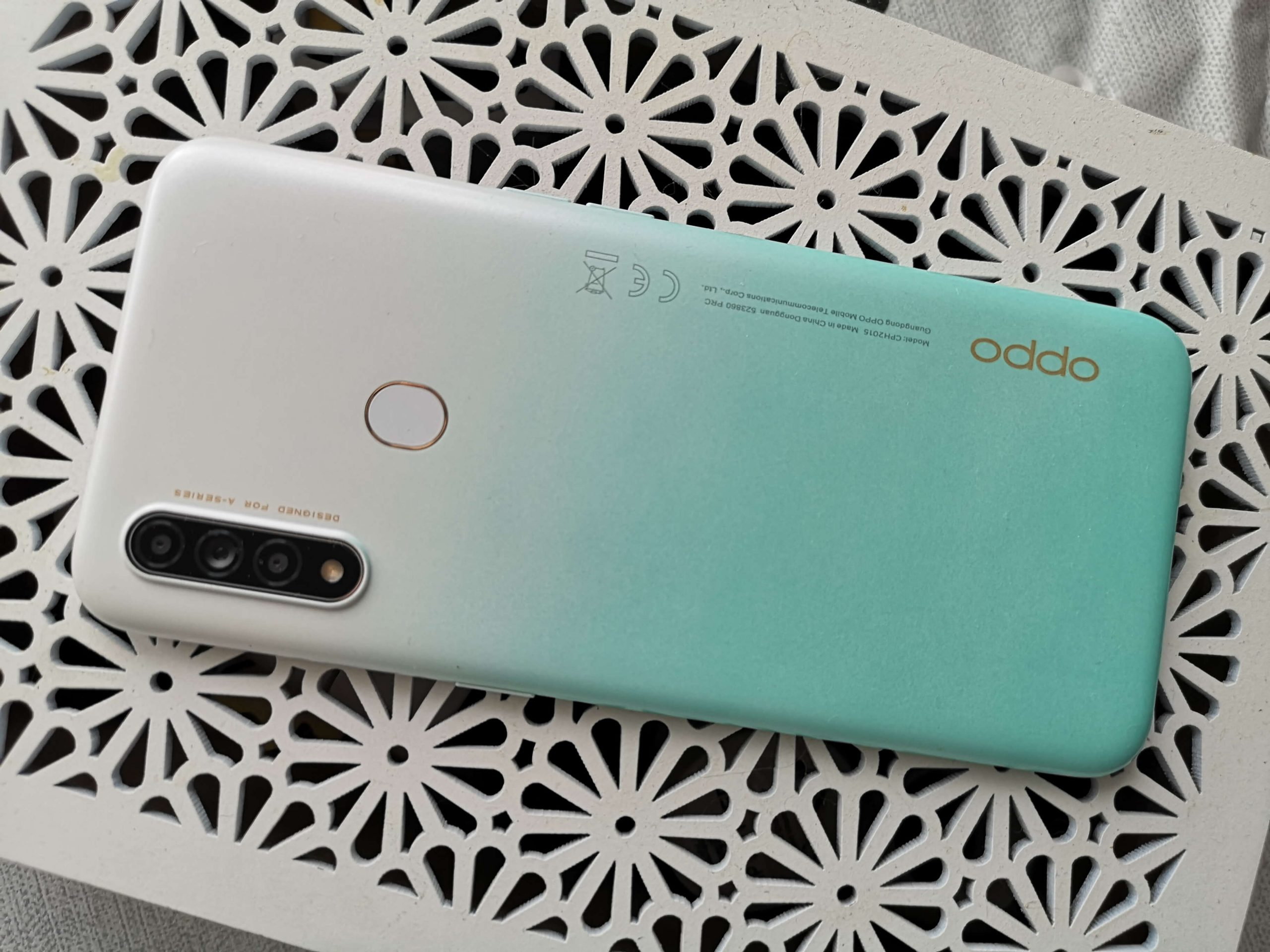 OPPO A31 test