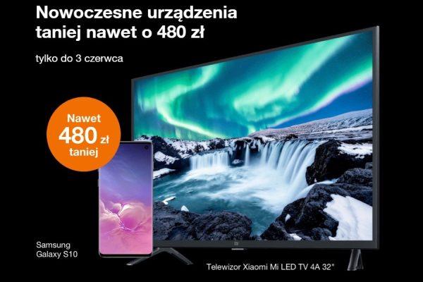 Oferta tygodnia Orange Galaxy S10 promocja