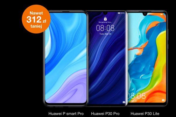Orange promocja Huawei