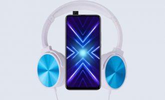 Honor 9X ze słuchawkami w Play od 1 zł na start