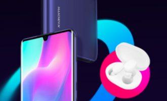 Xiaomi Mi Note 10 Lite + prezent w przedsprzedaży Play