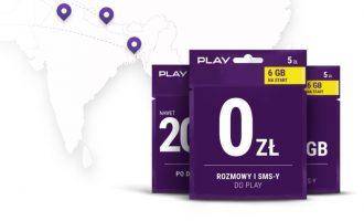 Nowe pakiety minut do 3 azjatyckich krajów w Play