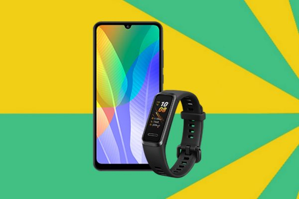Huawei Y6s promocja