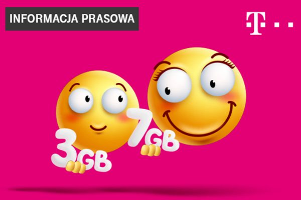 T-Mobile bonus 7 GB na Dzień Matki