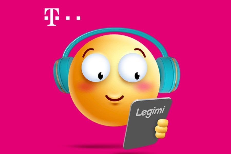 E-book Legimi za 0 zł w T-Mobile Happy Fridays | Komórkomat.pl