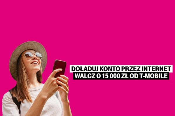 konkurs T-Mobile atrakcyjne nagrody