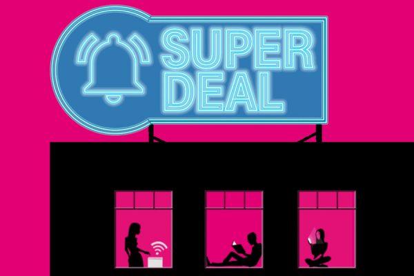Super Deal w T-Mobile promocja