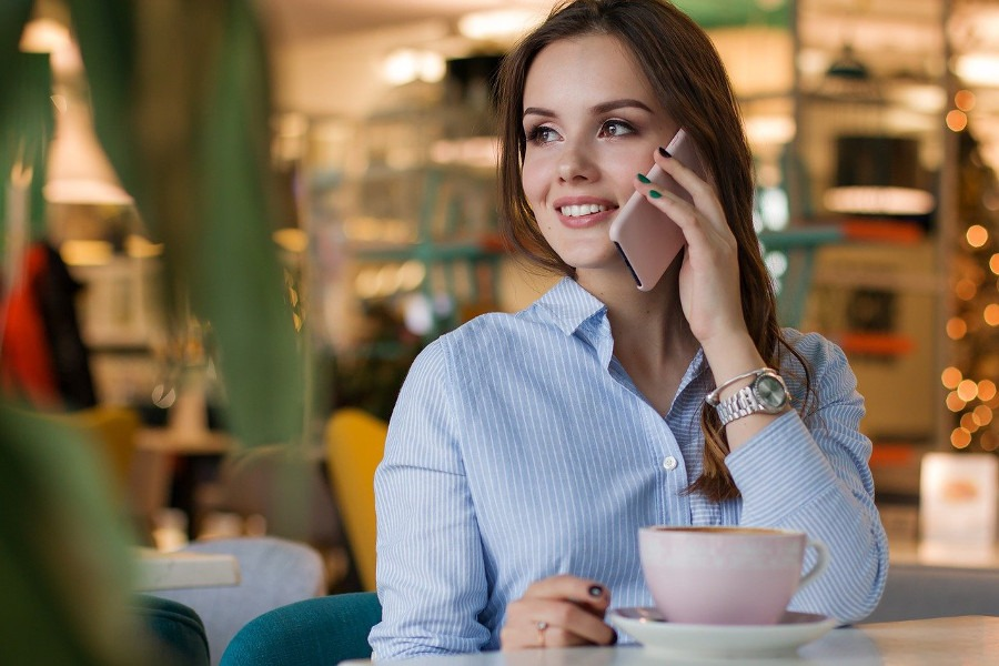 Kobiece telefony