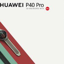 Huawei P40 Pro + Watch GT 2e w Orange za 0 zł