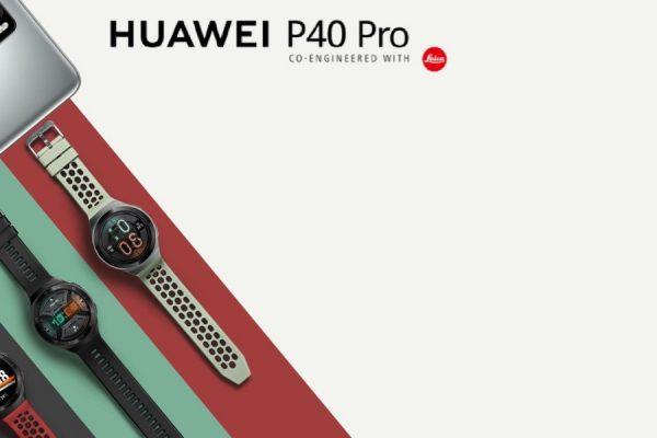 Orange Huawei P40 Pro promocja