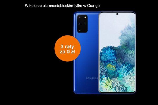 Galaxy S20+ 5G Orange