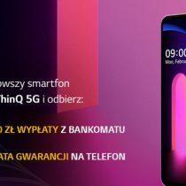 LG V60 ThinQ + Dual Screen i bonusy w Play