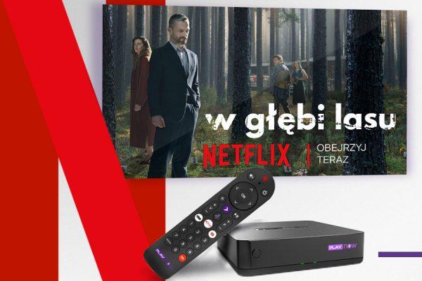 Play Netflix promocja