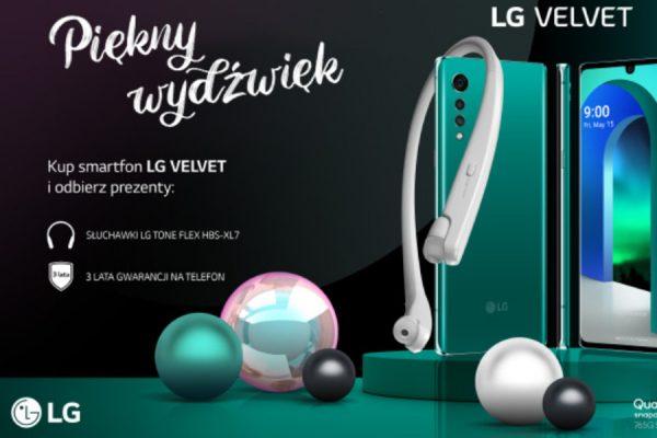 LG Velvet promocja