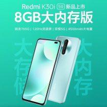 Redmi K30i 5G – kolejna propozycja chińskiego koncernu