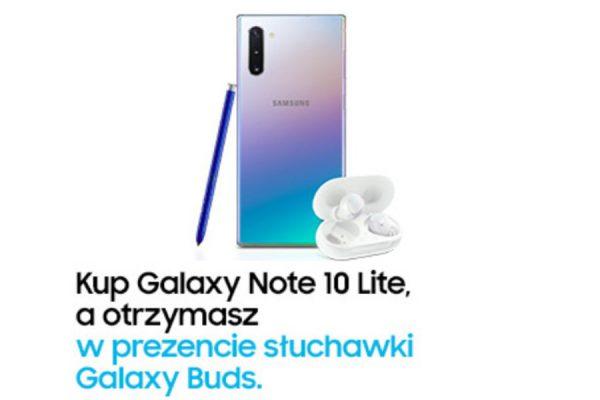 Galaxy Buds gratis promocja