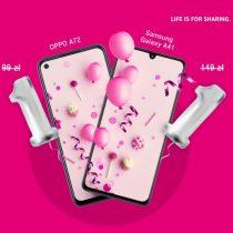 9 lat T-Mobile Polska – 9 przecenionych smartfonów!