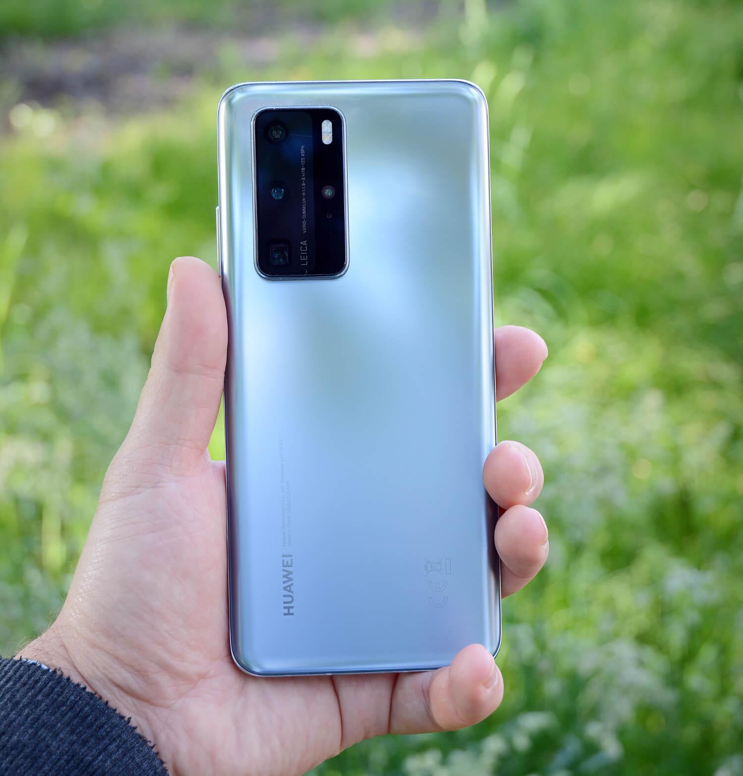 Huawei P40 Pro recenzja