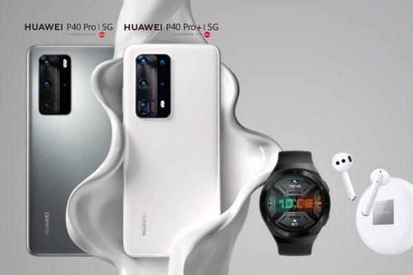 Huawei P40 Pro promocja