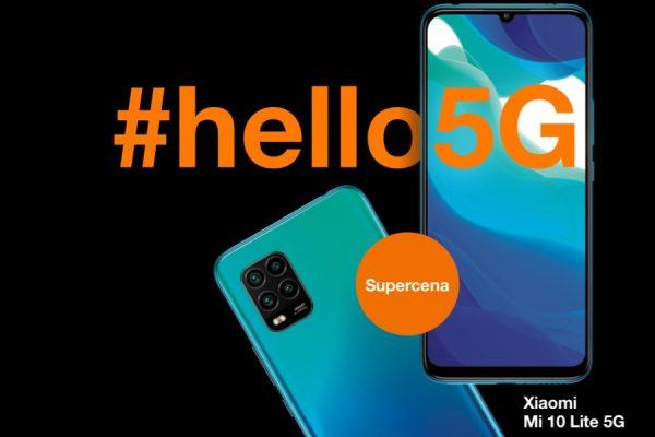 Orange sieć 5G