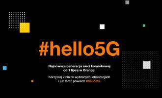 9 telefonów z 5G w Orange
