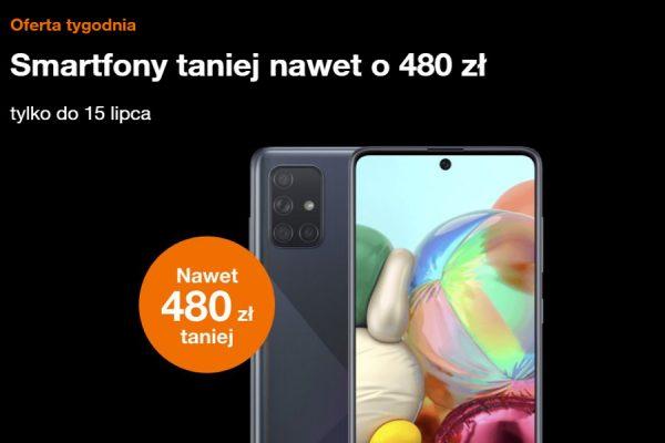 Samsung Galaxy A71 promocja