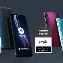 Motorola Edge i One Fusion+ z bonem 200 zł w Plusie