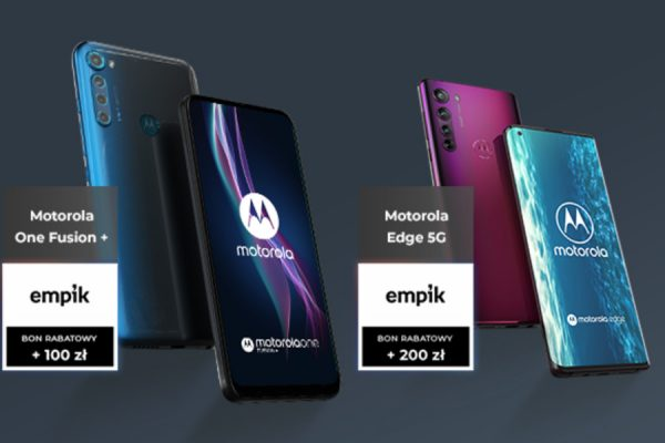 Motorola Edge promocja