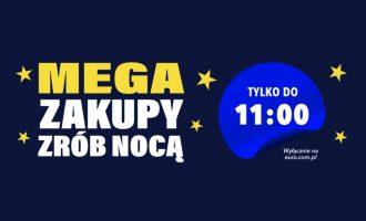 Nocna promocja RTV EURO AGD