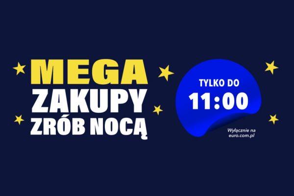 nocne przeceny RTV EURO AGD