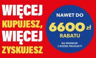 Nawet 6600 zł taniej na RTV EURO AGD!
