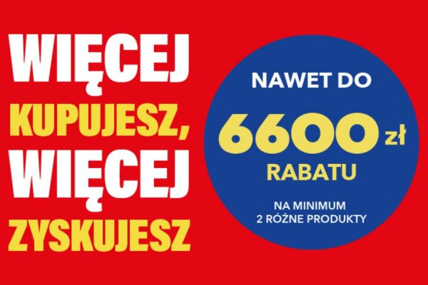 RTV EURO AGD promocja rabat
