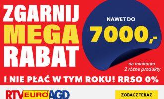 Nawet 7000 zł taniej na RTV EURO AGD!