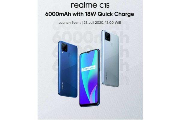 Realme-C15