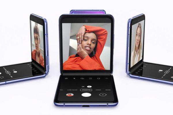 Telefon z 2 ekranami