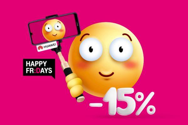 T-Mobile rabat Huawei -15%
