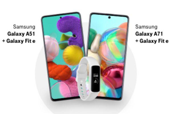T-Mobile opaska Galaxy Fit e promocja
