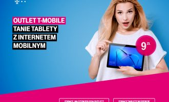 Tańsze tablety w outlecie T-Mobile