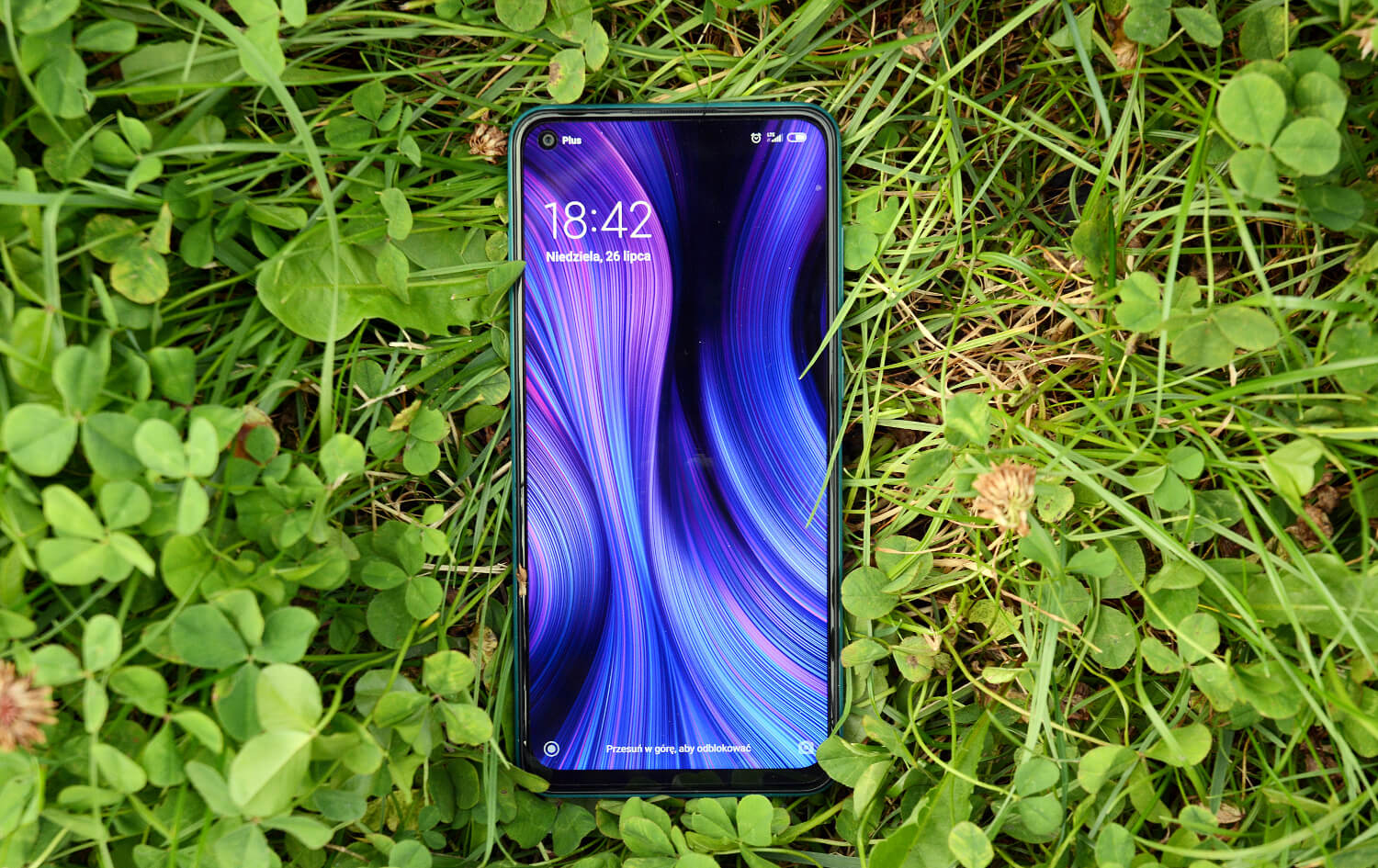 Redmi Note 9 test