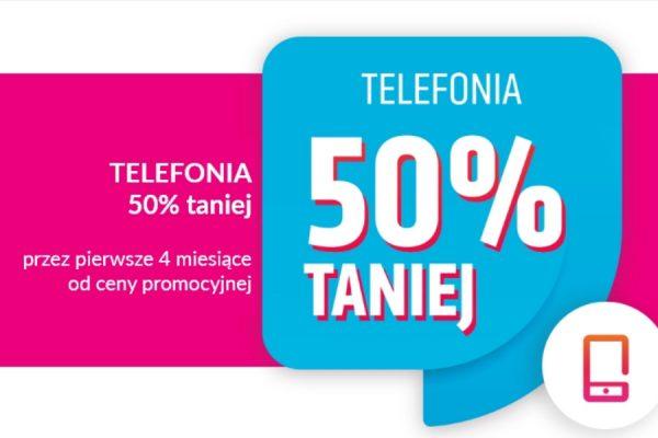 Multimedia promocja -50%