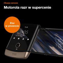 Orange – Motorola razr 2019 eSIM z etui w gratisie