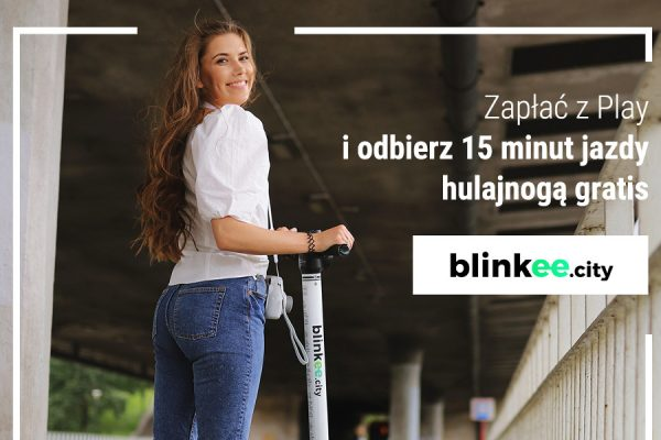 Play blinkee.city promocja