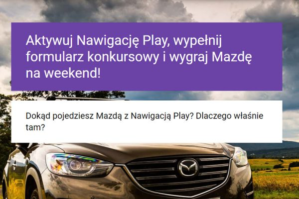 Mazda CX-5 w Play
