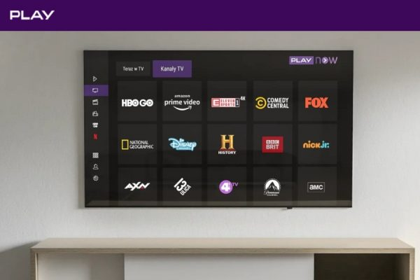 Play TV BOX nowa oferta