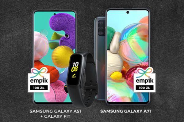 Plus Samsung Galaxy promocja