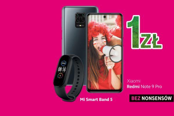 Redmi Note 9 Pro promocja