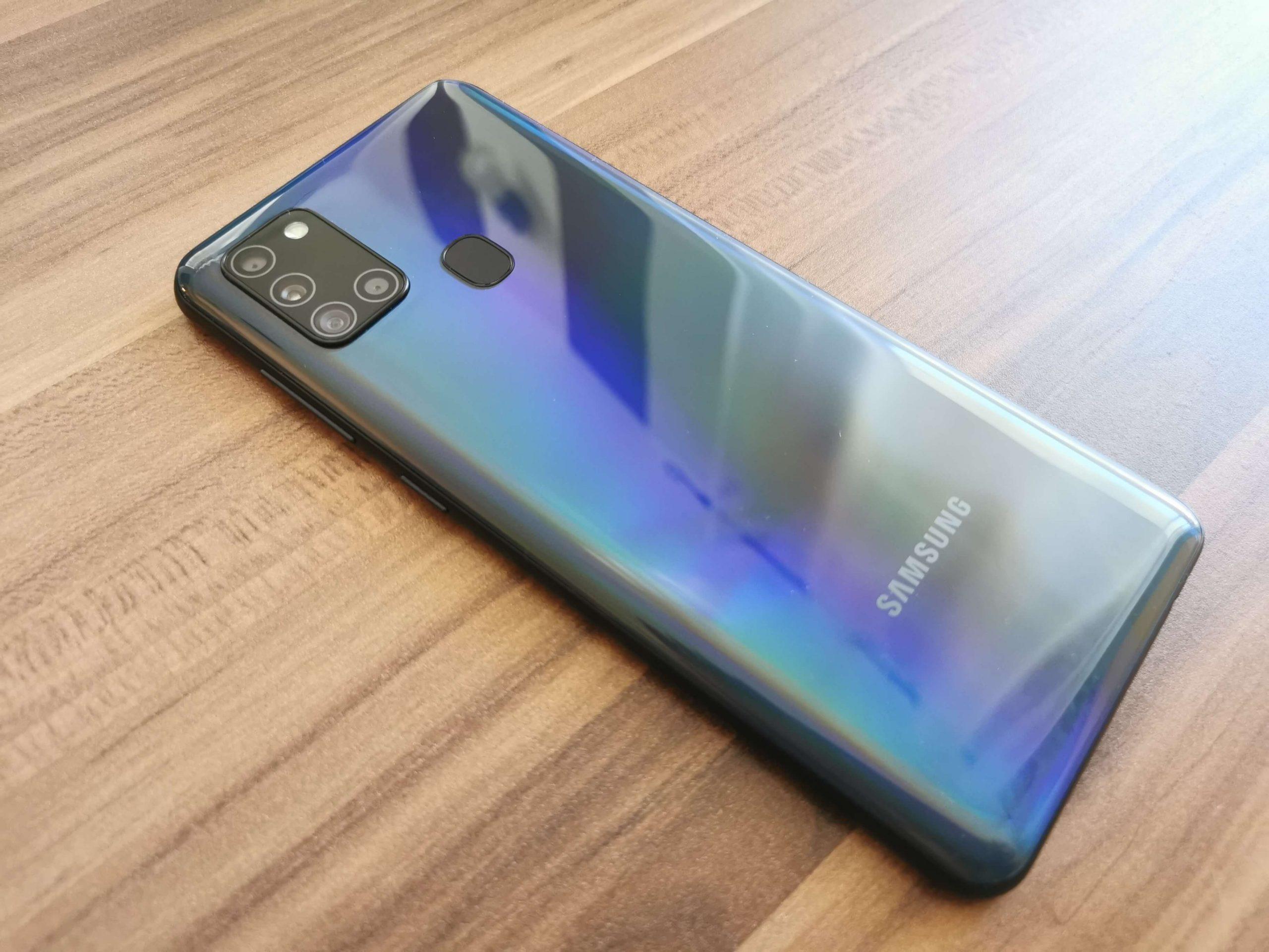Samsung Galaxy A21s recenzja