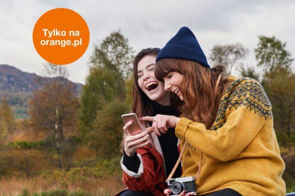 Orange promocja 100 GB